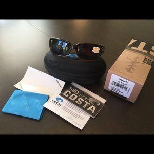 Costa Del Mar Caballito 580P Men's Sunglasses